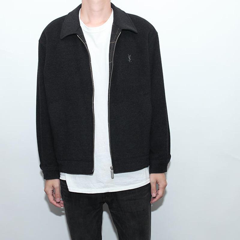 Vintage Yves Saint Laurent Wool Jacket