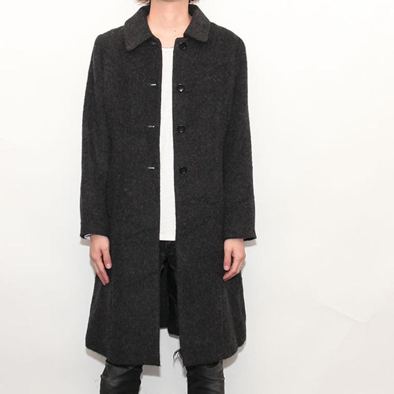 Alpaca Wool Long Coat