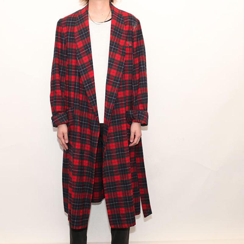 Pendelton Gown Coat