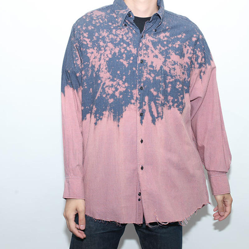 Hard Bleach Flannel L/S Shirt