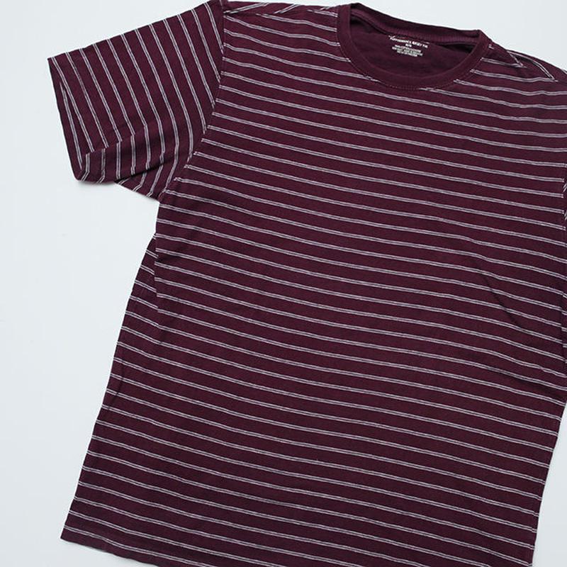 ボーダーTシャツ Simple border T-Shirt