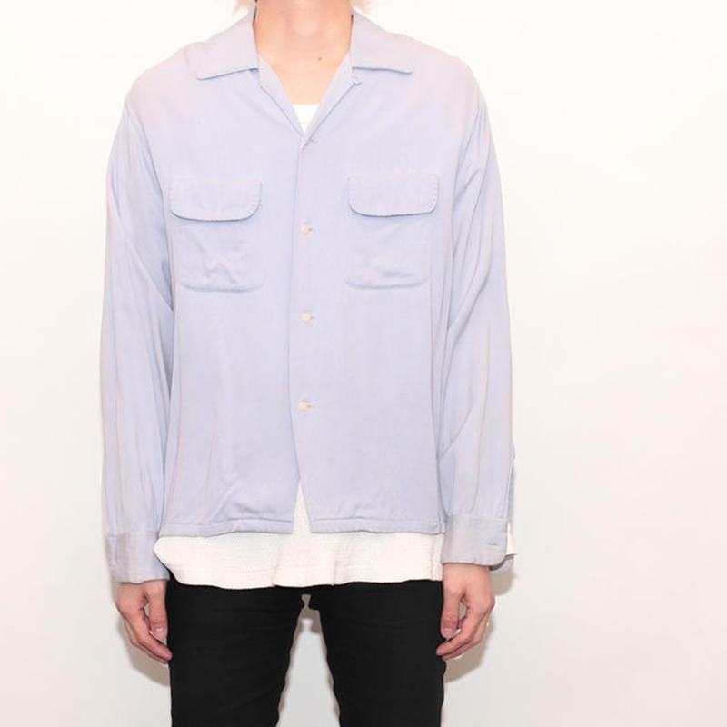 Vintage Rayon L/S Shirt