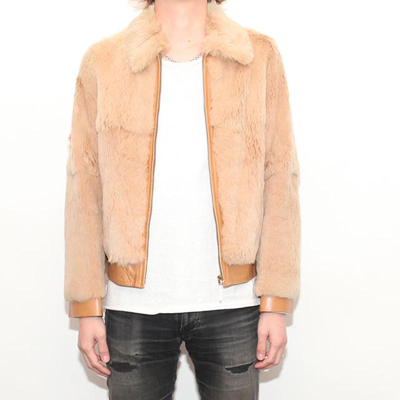 Rabit Fur Jacket