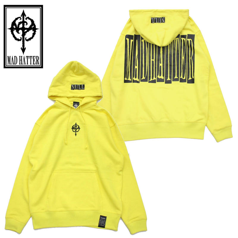 [NULL MADHATTER] PARKA / YELLOW