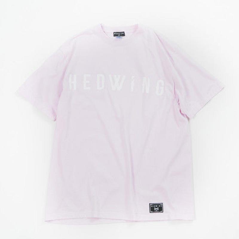 Big Silhouette T-shirt / Sherbet pink