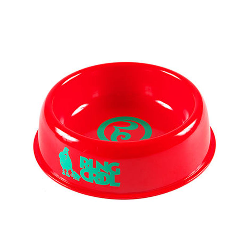 RC DOG BOWL / RED