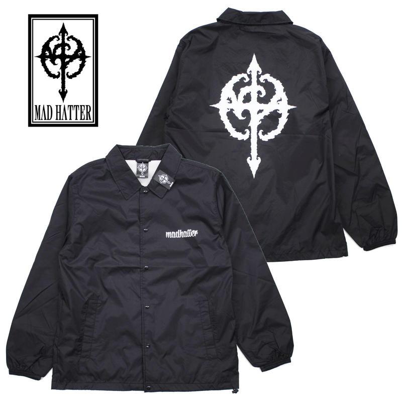symbol coach-jkt / BLACK-WHITE