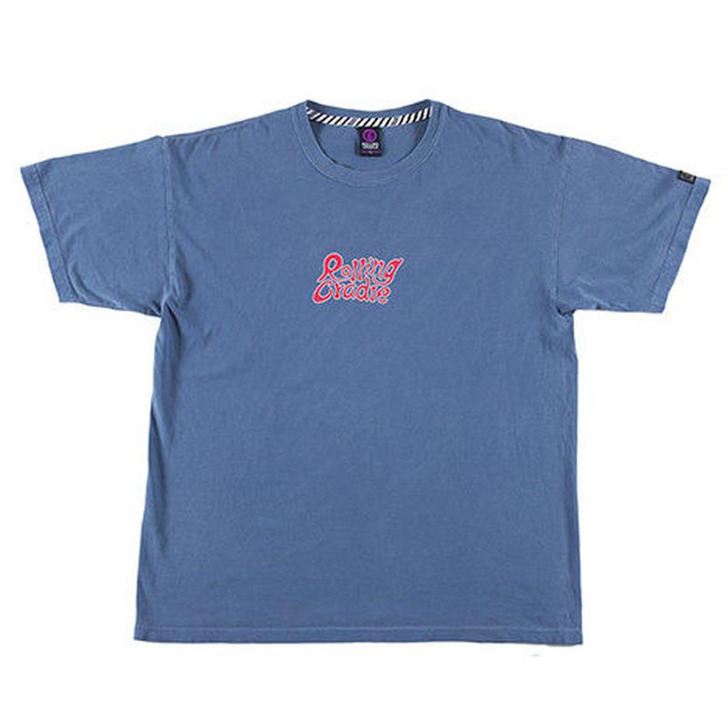 "ROLLING CRADLE Tシャツ ""M2K TEKNO GIRL TEE"" / Blue-jean"