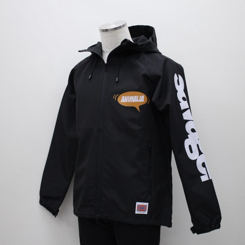 Savage Mountain Parka / BLACK