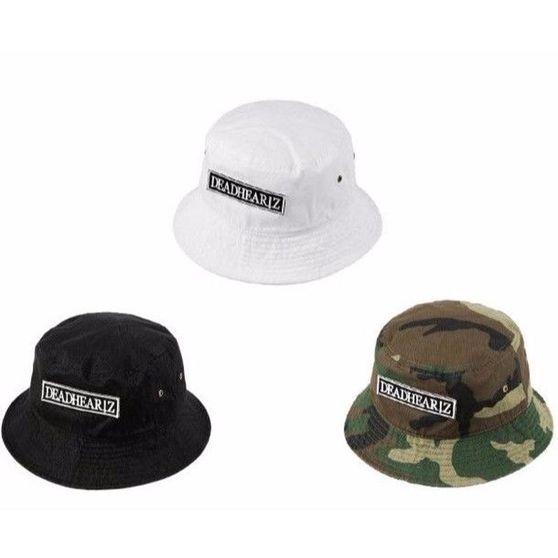 DEADHEARTZ LOGO BACKET HAT