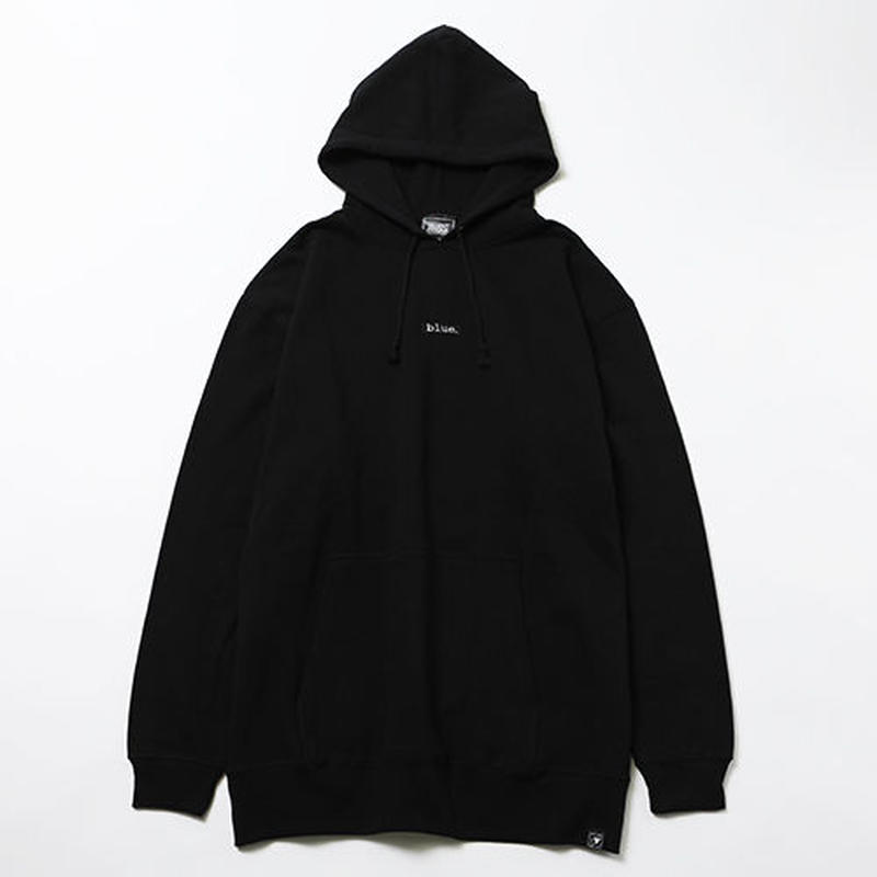 "SILLENT FROM ME パーカ ""FEEL -Pullover-"" / BLACK"