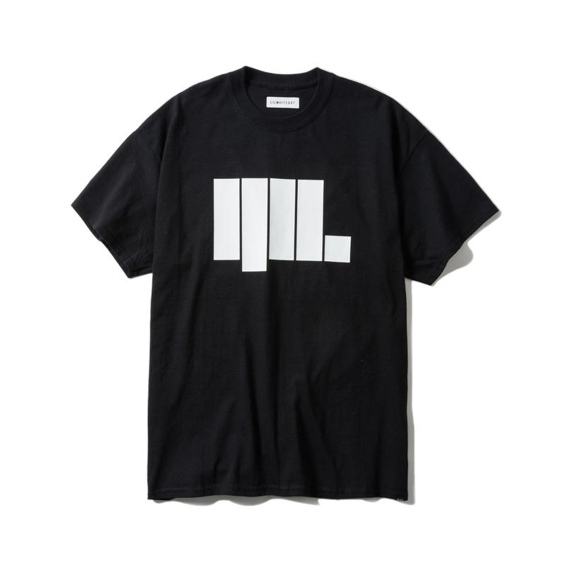 -ANGULAR- TEE  / BLACK
