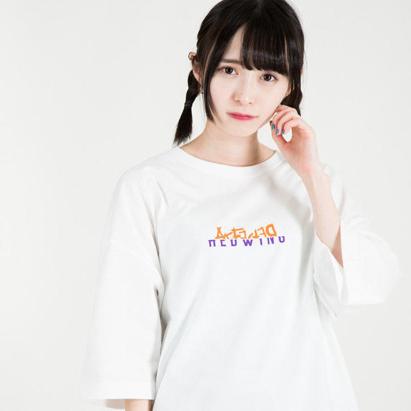 HEDWiNG Tシャツ AFF x HDW BIG Tee / White