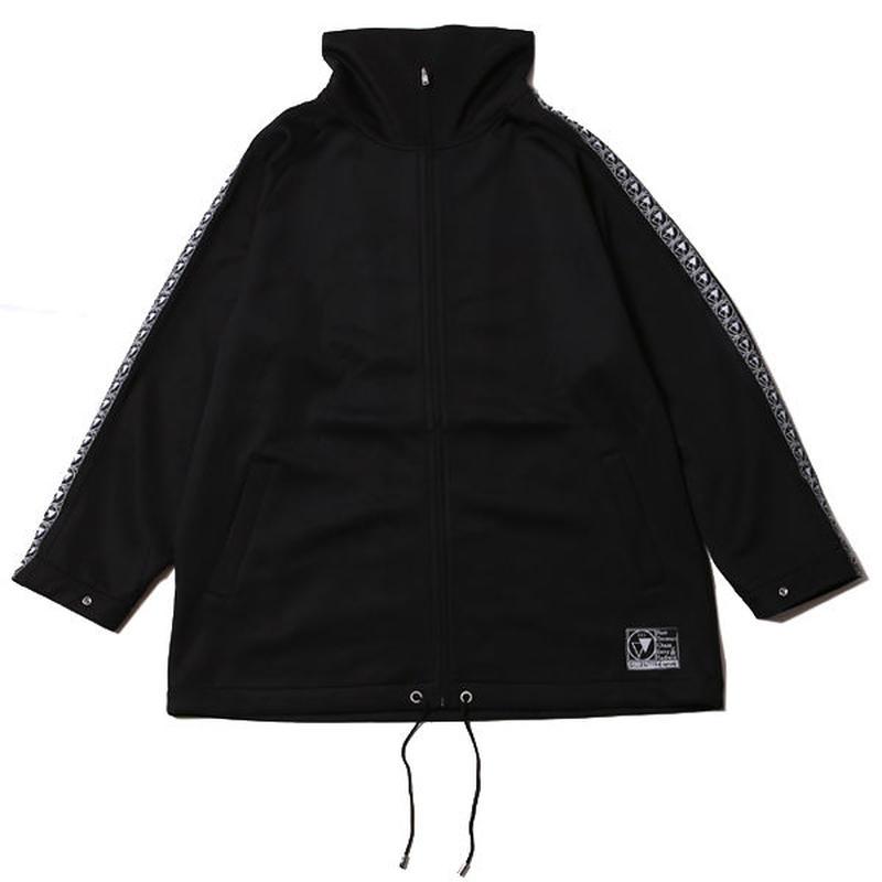 CLIQUE -Track Jacket- / BLACK