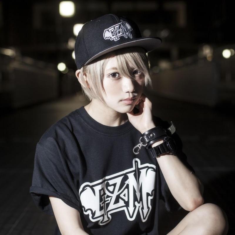 DJ GZM Snapback / BLACK