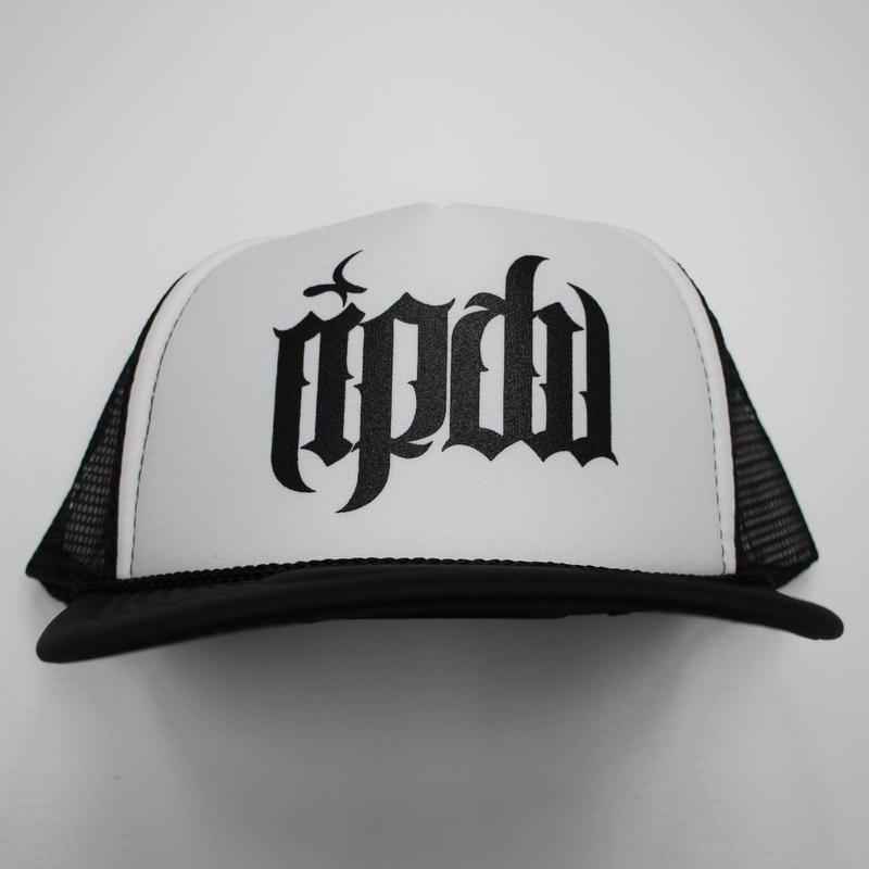 LOGO MESH CAP