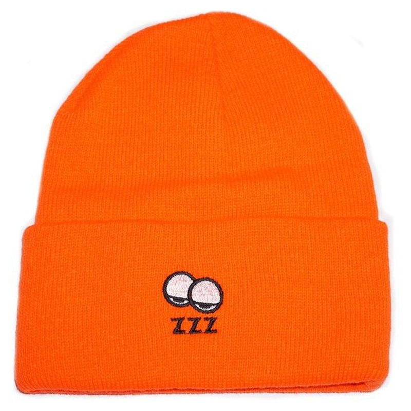 SLEEPY [ BEANIE ] / ORANGE