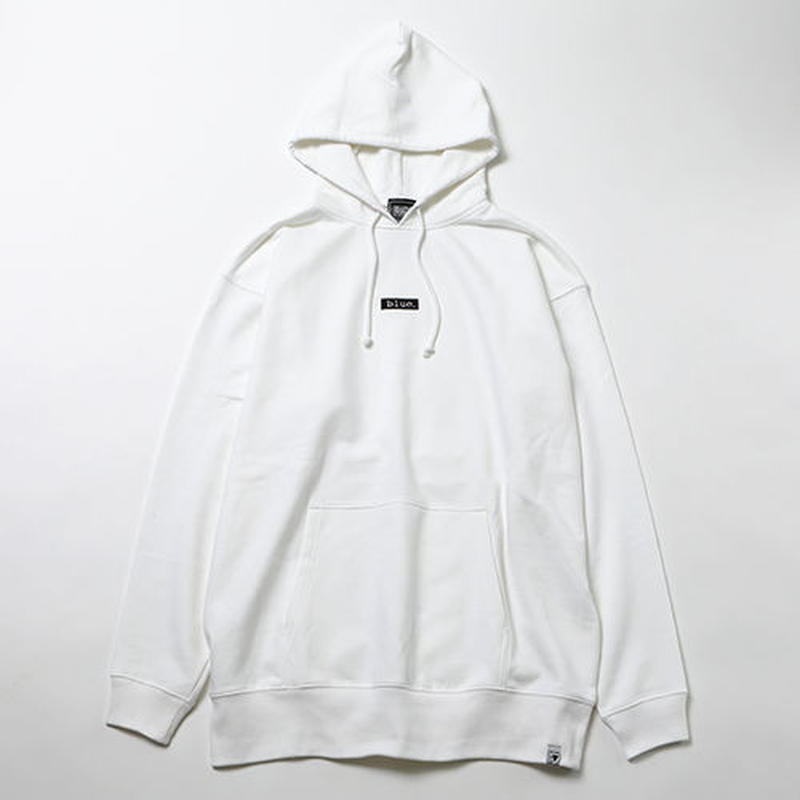 "SILLENT FROM ME パーカ ""FEEL -Pullover-"" / WHITE"