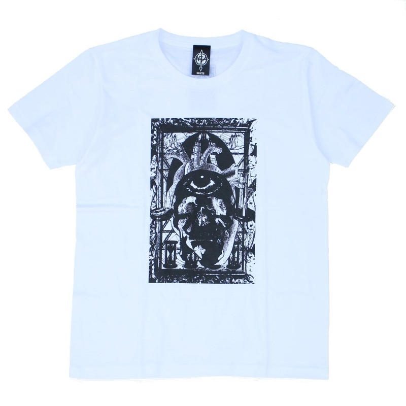 MULTIPLE S/S Tee / WHITE