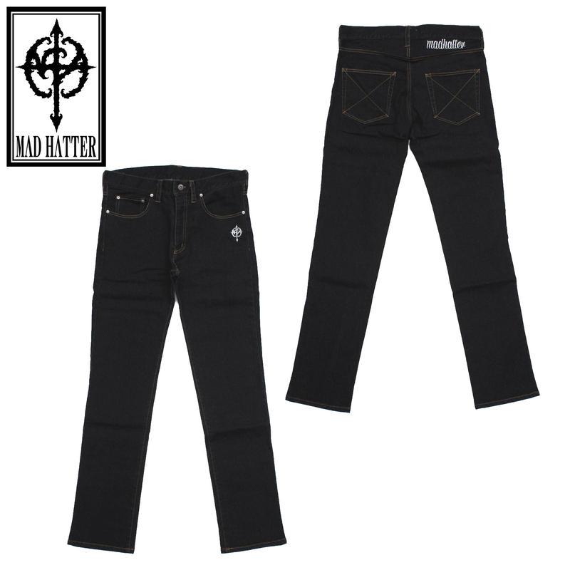 SKINNY DENIM -LG- / BLACK