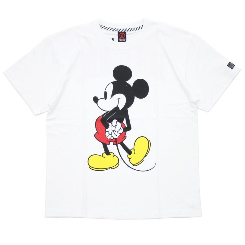 Mickey T-SHIRT / WHITE