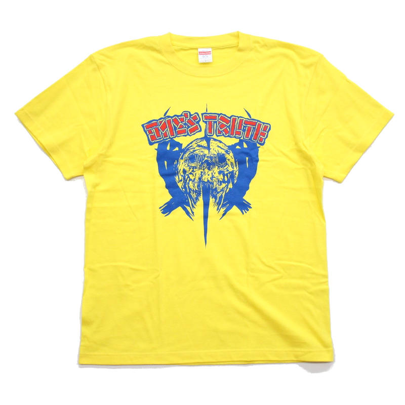 ONE'S TRUTH T-Shirts / YELLOW