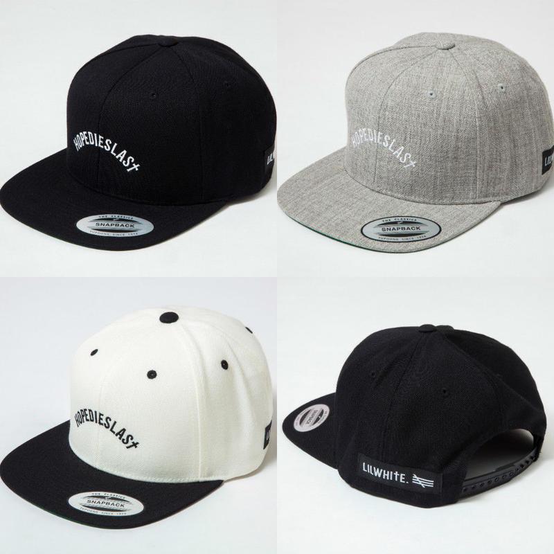 -ARCH- SNAP BACK CAP