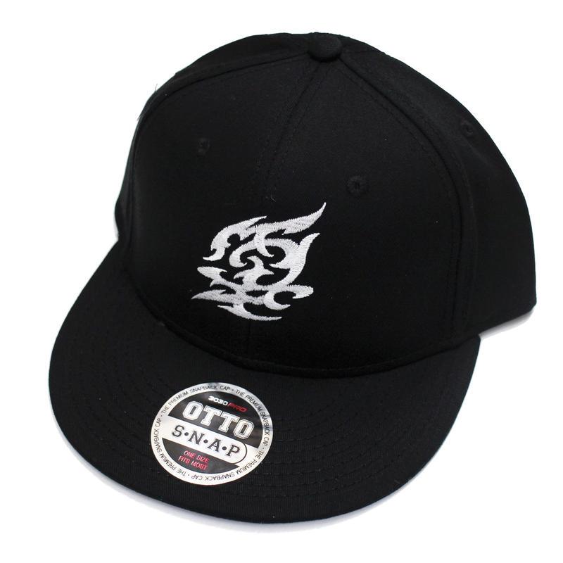 Eye-D SNAPBACK CAP / BLACK