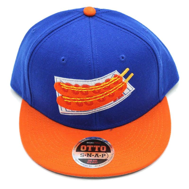 FRANK STALLS CAP / Blue