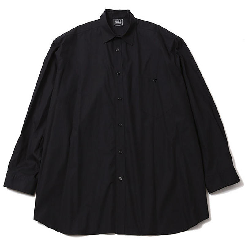 NAP - Wide Shirts  / BLACK