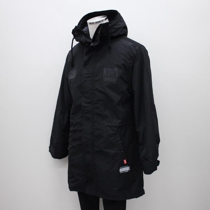 "RUDIE'S モッズコート""DRAWING MODS COAT"""