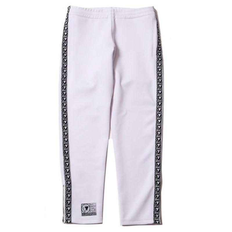 CLIQUE -Track Pants- / WHITE