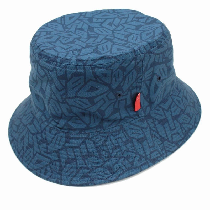 RC×TRANSFORMERS CYBERTRON VS DESTRON HAT / BLUE-PURPLE