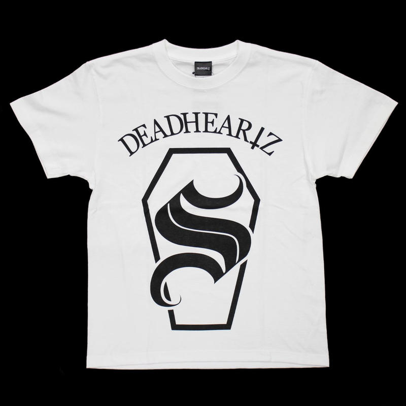 DEADHEARTZ × STREET ARTS LIMITED COFFIN Tees