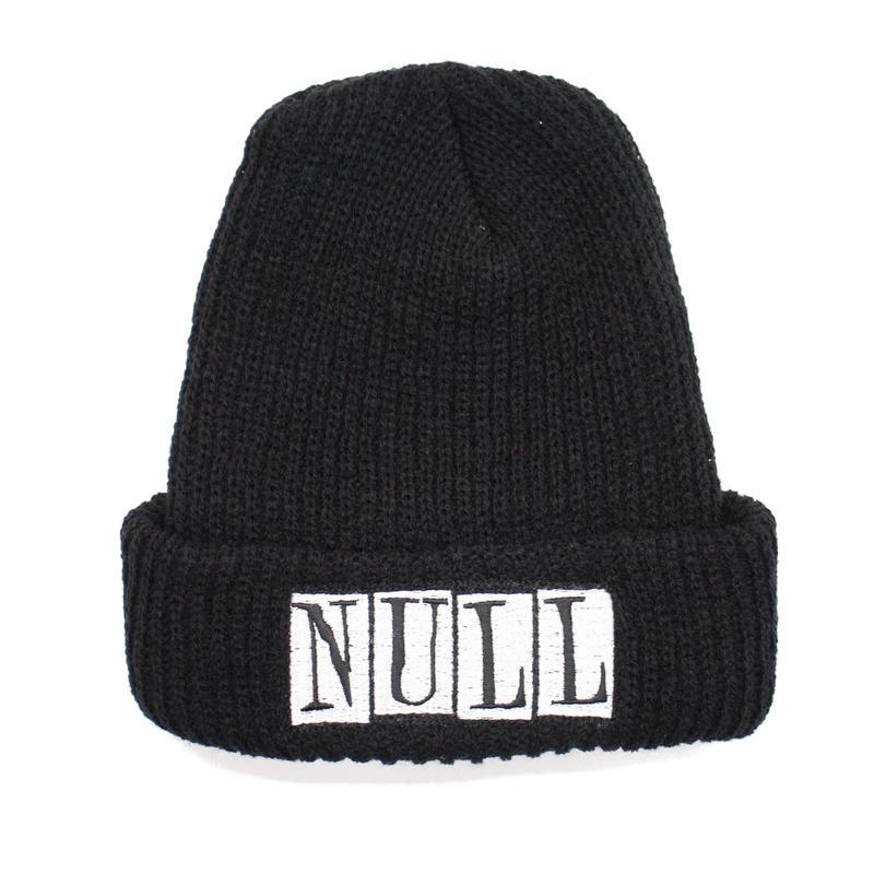[NULL] Knit Cap