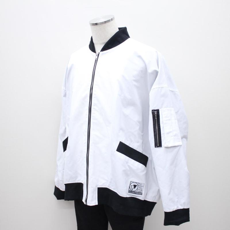 VALKYRIE -Light MA1- / WHITE