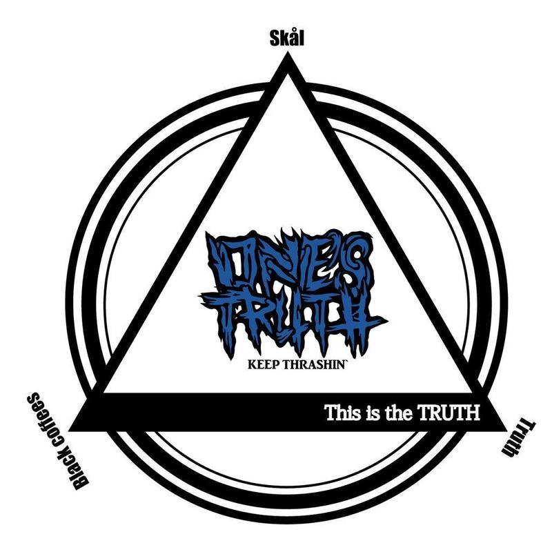 "ONE'S TRUTH / ""This is the TRUTH""(BLUE)"