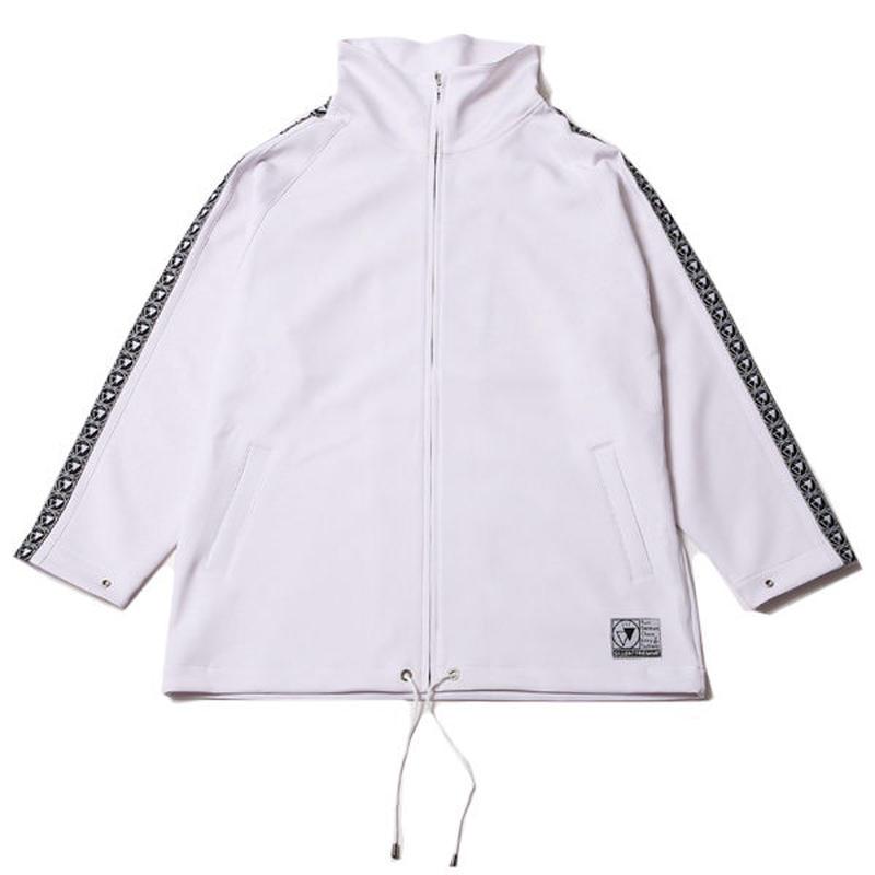 CLIQUE -Track Jacket- / WHITE
