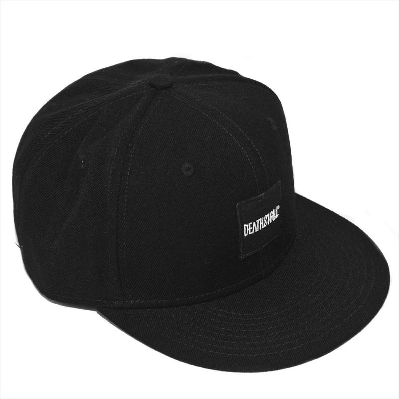 BOX LOGO CAP / BLACK