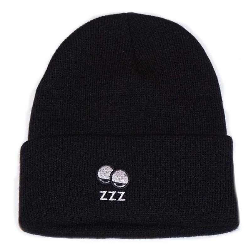 SLEEPY [ BEANIE ] / BLACK