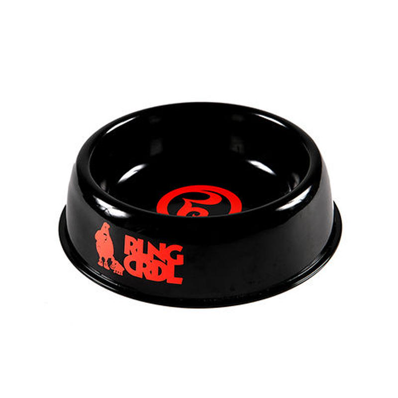 RC DOG BOWL / BLACK