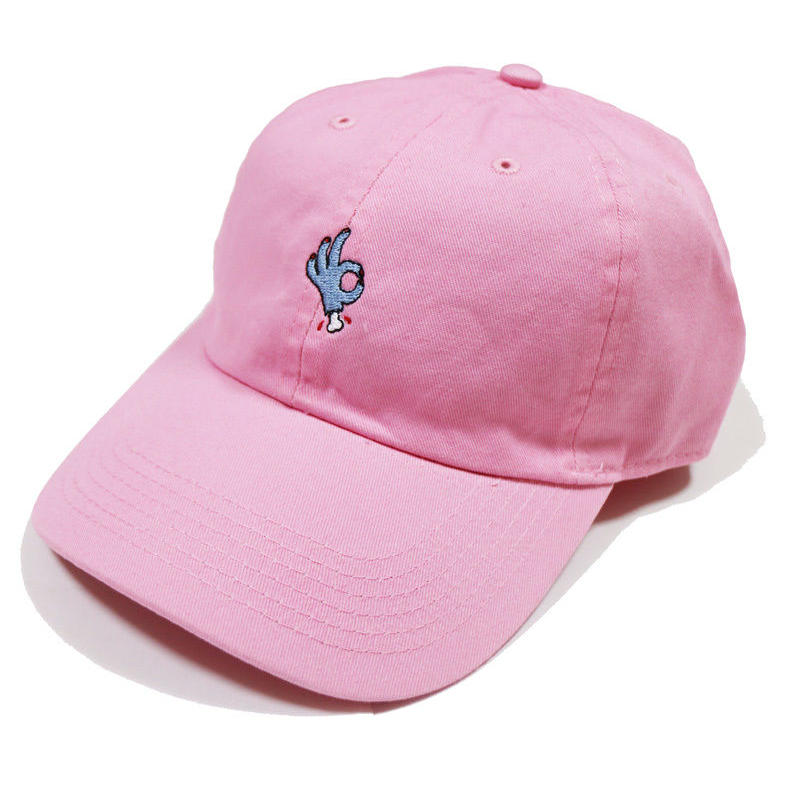 666 LOW CAP / PINK