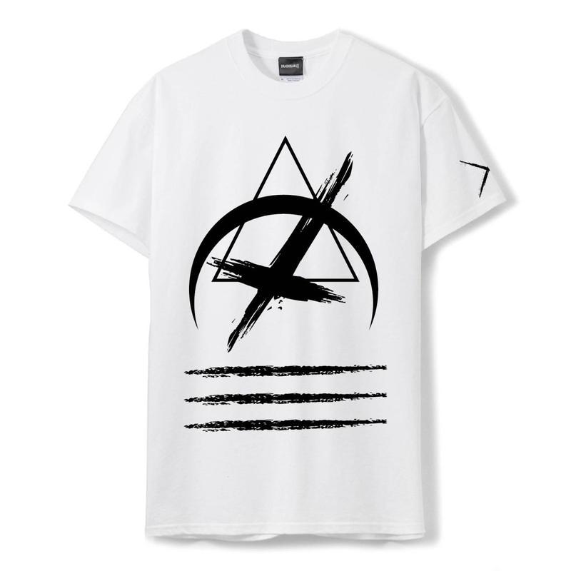 x DEADHEARTZ Tees / WHITE