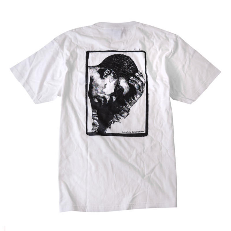 Moment to Moment Tee (White)