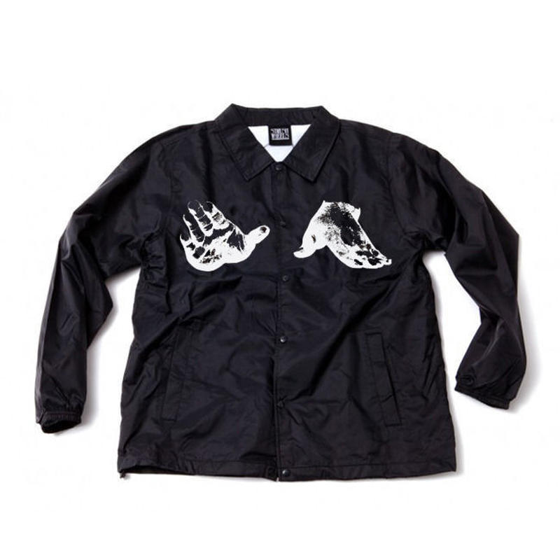 Strush Rocks Windbreaker (Black)