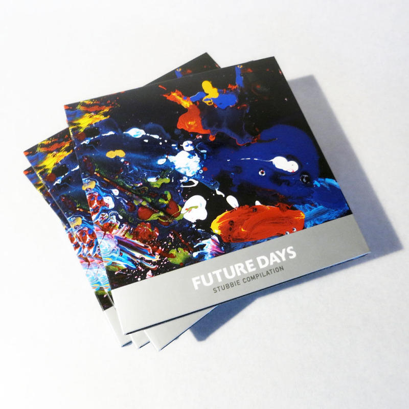 [CD] V.A. / Future Days - STUBBIE COMPILATION
