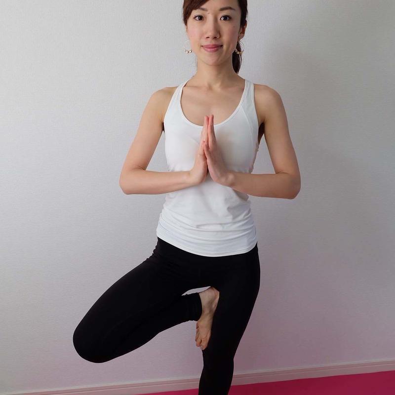 Yoga&Begetable で心と体を美しく保つ~動いて!食べて!キレイになろう~