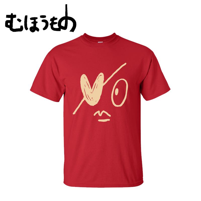 ちくびくんTシャツ Bタイプ / むほうもの