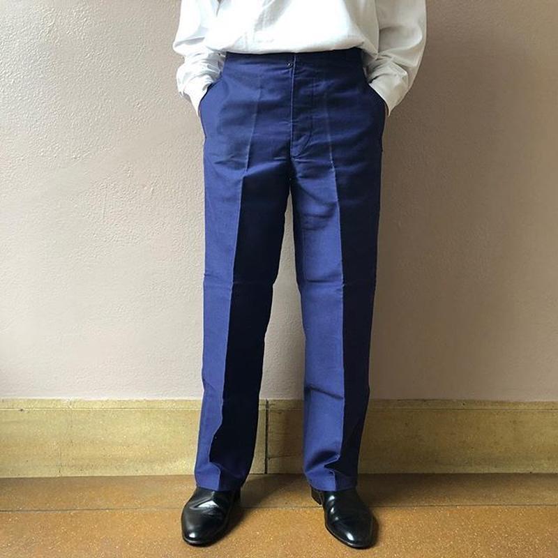 French Moleskin Pants【 V-2】Vintage(N)