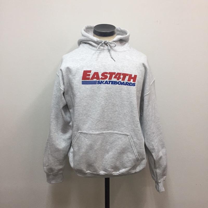 EAST 4th Skate EAST4TH HOODIE Ash